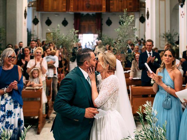 Il matrimonio di Carlo e Chiara a Alassio, Savona 32