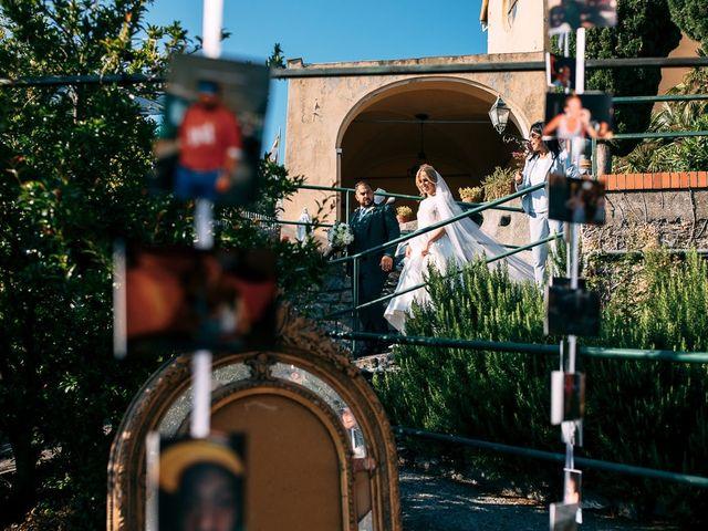 Il matrimonio di Carlo e Chiara a Alassio, Savona 46
