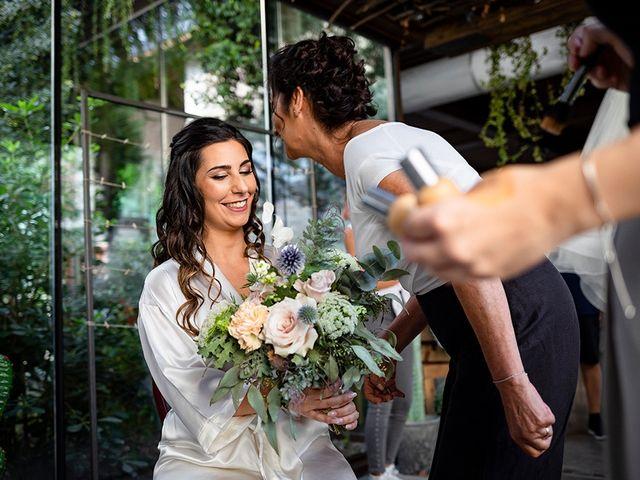 Il matrimonio di Fabio e Deborah a Travagliato, Brescia 10