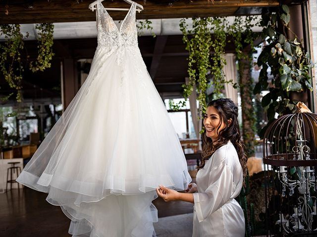 Il matrimonio di Fabio e Deborah a Travagliato, Brescia 11