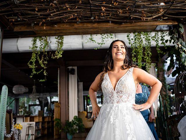 Il matrimonio di Fabio e Deborah a Travagliato, Brescia 15
