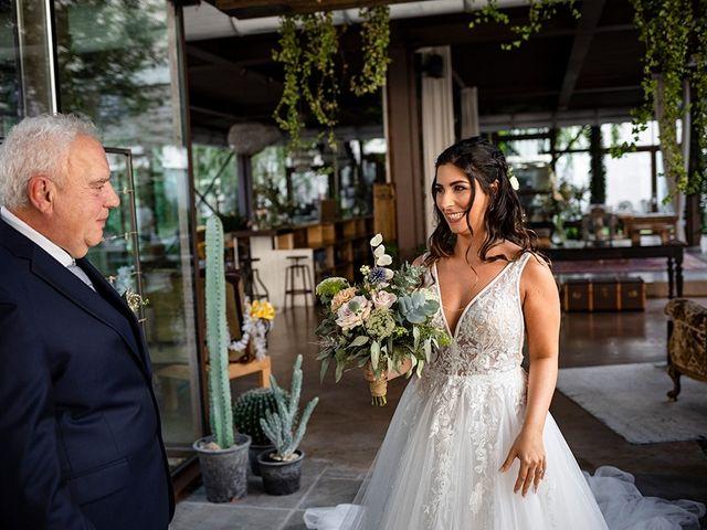 Il matrimonio di Fabio e Deborah a Travagliato, Brescia 17