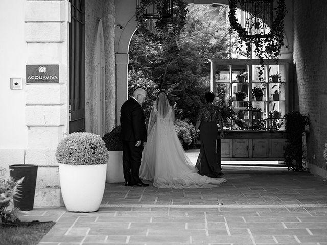 Il matrimonio di Fabio e Deborah a Travagliato, Brescia 20