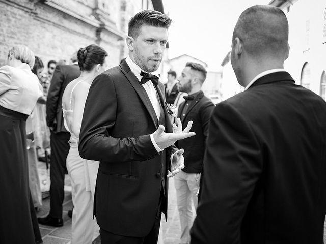 Il matrimonio di Fabio e Deborah a Travagliato, Brescia 21