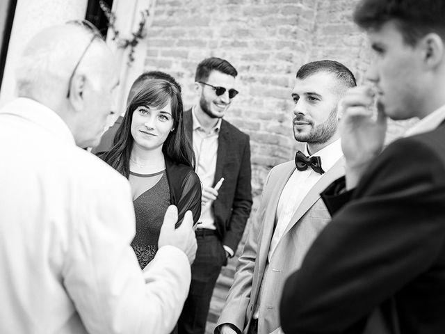 Il matrimonio di Fabio e Deborah a Travagliato, Brescia 22