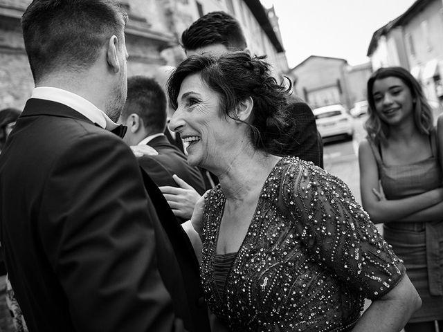 Il matrimonio di Fabio e Deborah a Travagliato, Brescia 23
