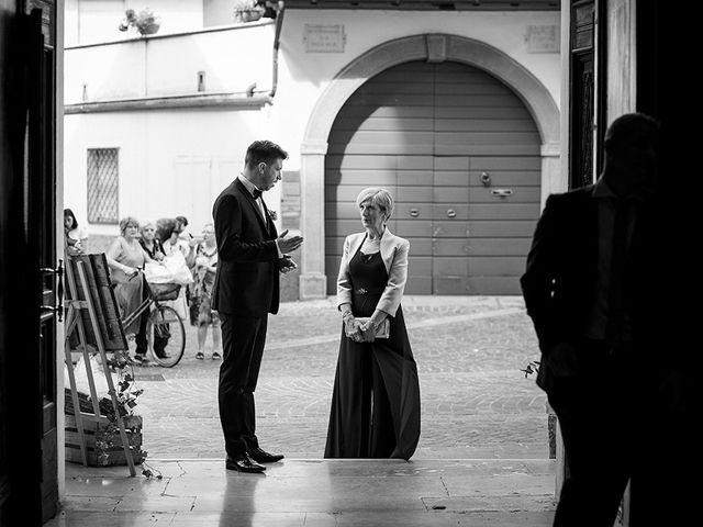 Il matrimonio di Fabio e Deborah a Travagliato, Brescia 24