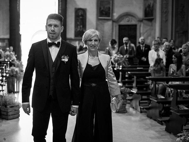 Il matrimonio di Fabio e Deborah a Travagliato, Brescia 25