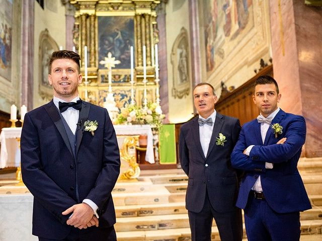 Il matrimonio di Fabio e Deborah a Travagliato, Brescia 26