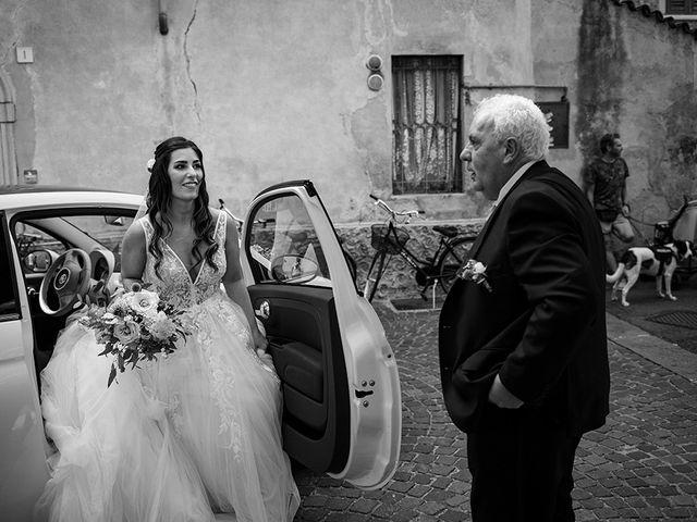 Il matrimonio di Fabio e Deborah a Travagliato, Brescia 27