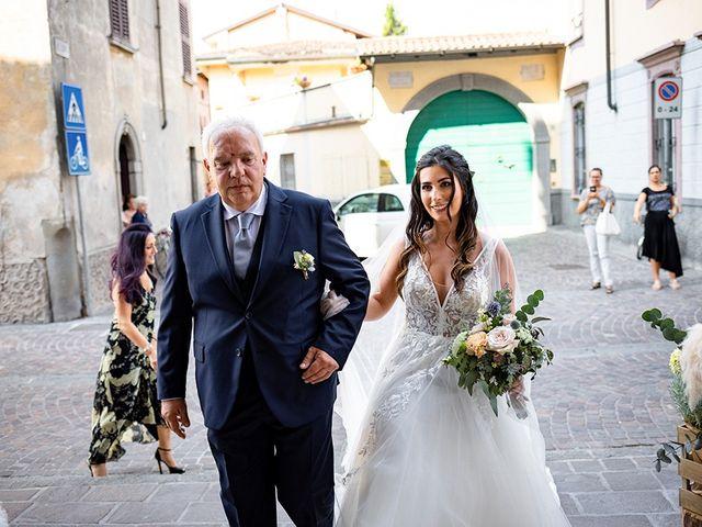 Il matrimonio di Fabio e Deborah a Travagliato, Brescia 28