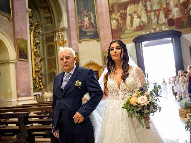 Il matrimonio di Fabio e Deborah a Travagliato, Brescia 30