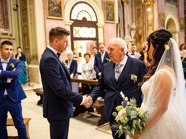 Il matrimonio di Fabio e Deborah a Travagliato, Brescia 31