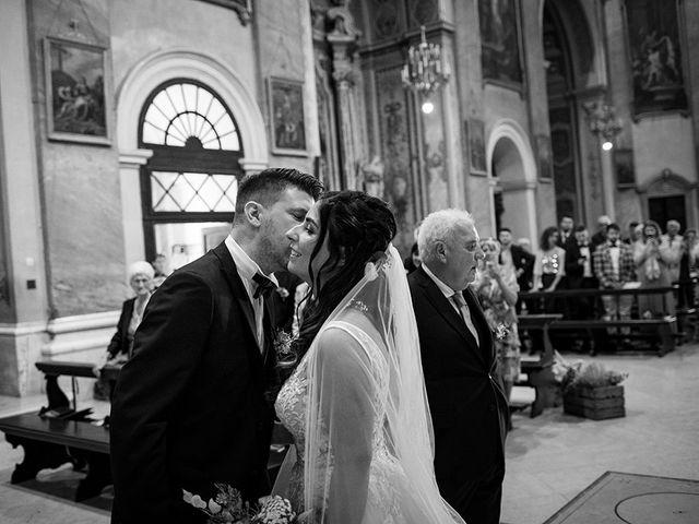 Il matrimonio di Fabio e Deborah a Travagliato, Brescia 32