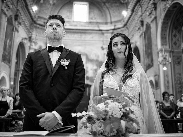 Il matrimonio di Fabio e Deborah a Travagliato, Brescia 33