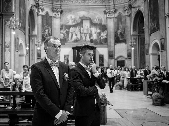 Il matrimonio di Fabio e Deborah a Travagliato, Brescia 34