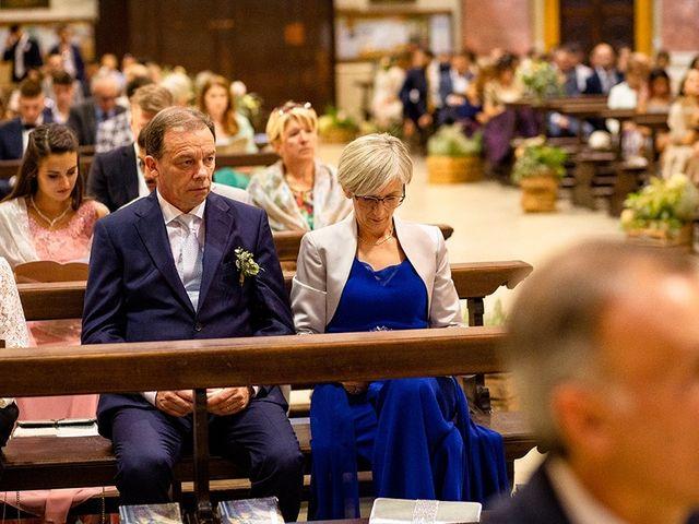 Il matrimonio di Fabio e Deborah a Travagliato, Brescia 35