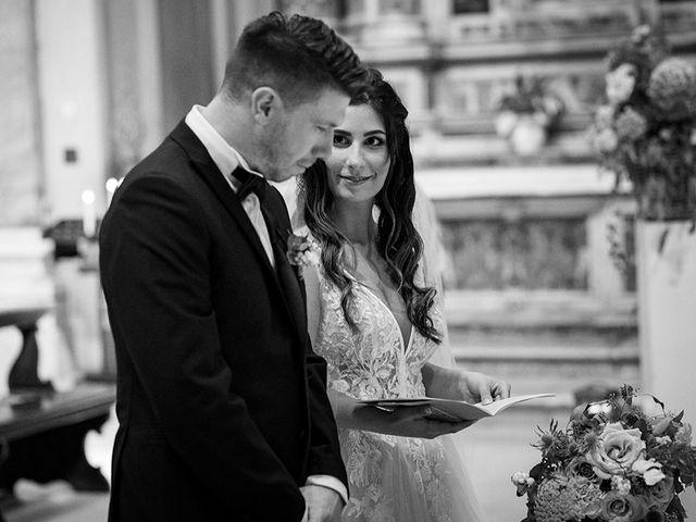 Il matrimonio di Fabio e Deborah a Travagliato, Brescia 36