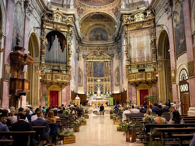 Il matrimonio di Fabio e Deborah a Travagliato, Brescia 37