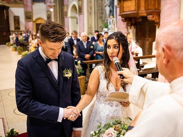Il matrimonio di Fabio e Deborah a Travagliato, Brescia 38