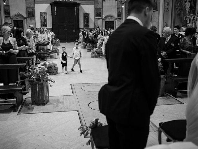 Il matrimonio di Fabio e Deborah a Travagliato, Brescia 39