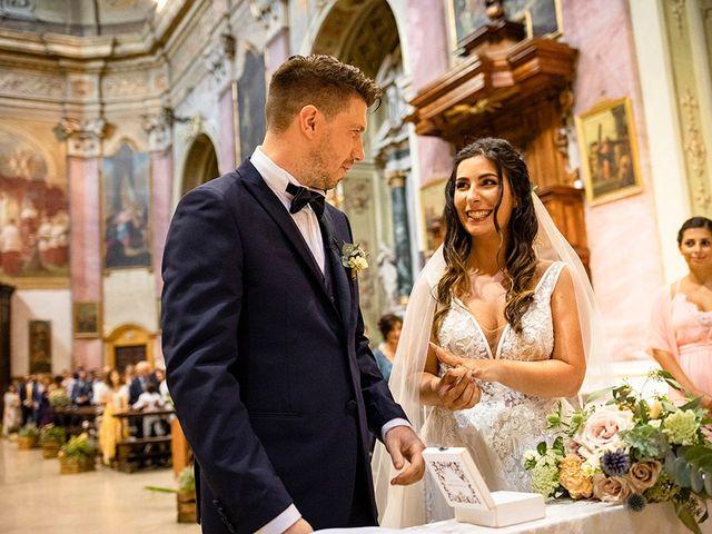 Il matrimonio di Fabio e Deborah a Travagliato, Brescia 40