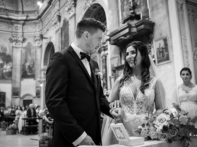 Il matrimonio di Fabio e Deborah a Travagliato, Brescia 41
