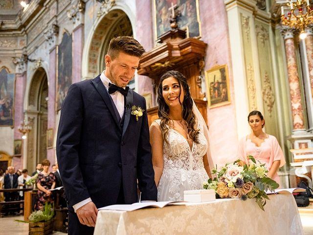 Il matrimonio di Fabio e Deborah a Travagliato, Brescia 42