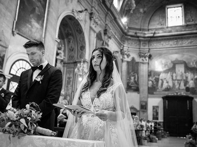 Il matrimonio di Fabio e Deborah a Travagliato, Brescia 45