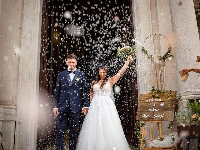 Il matrimonio di Fabio e Deborah a Travagliato, Brescia 47