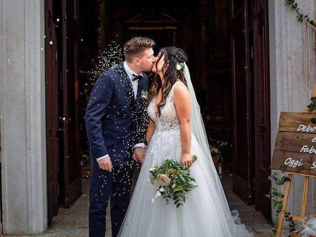 Il matrimonio di Fabio e Deborah a Travagliato, Brescia 48