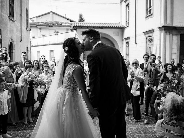 Il matrimonio di Fabio e Deborah a Travagliato, Brescia 49