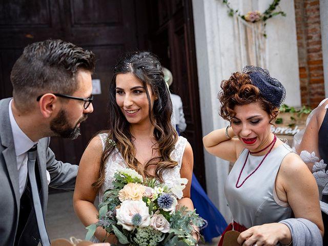 Il matrimonio di Fabio e Deborah a Travagliato, Brescia 50