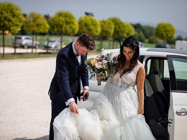 Il matrimonio di Fabio e Deborah a Travagliato, Brescia 55