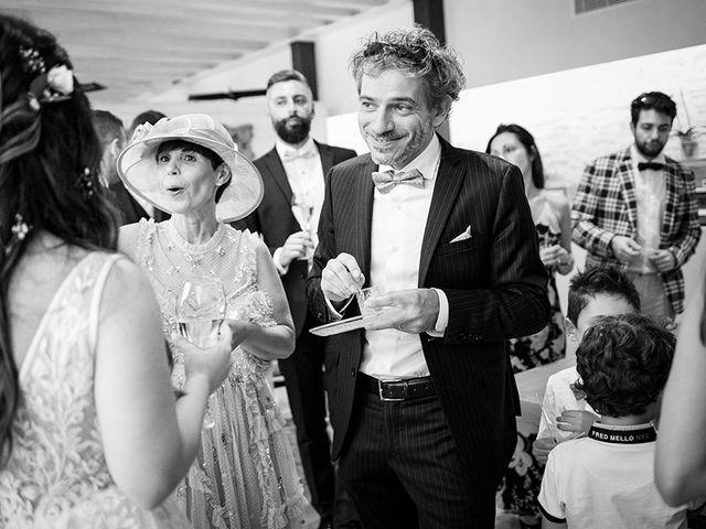 Il matrimonio di Fabio e Deborah a Travagliato, Brescia 58