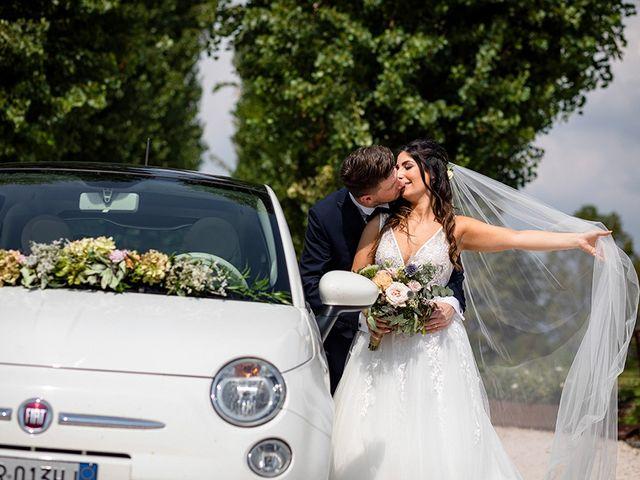Il matrimonio di Fabio e Deborah a Travagliato, Brescia 65