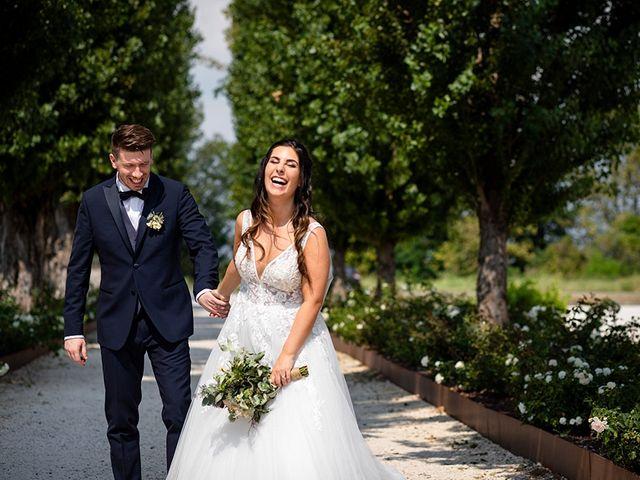 Il matrimonio di Fabio e Deborah a Travagliato, Brescia 66