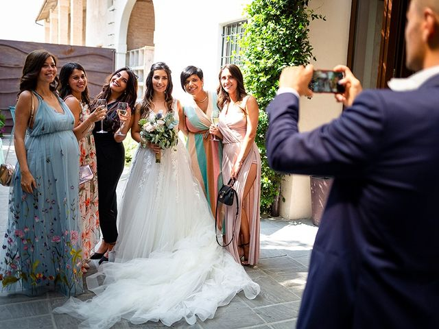 Il matrimonio di Fabio e Deborah a Travagliato, Brescia 78