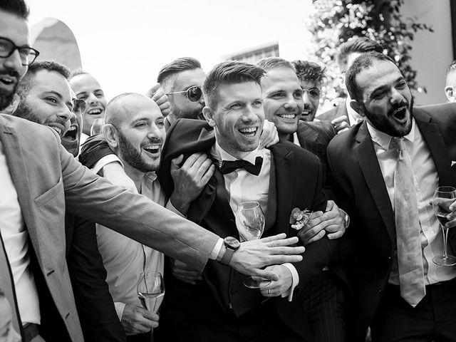 Il matrimonio di Fabio e Deborah a Travagliato, Brescia 80