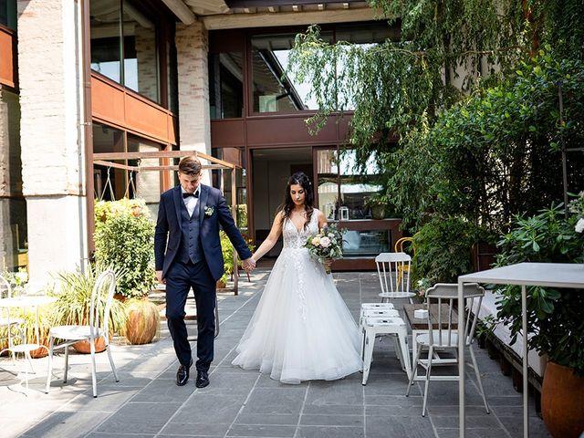 Il matrimonio di Fabio e Deborah a Travagliato, Brescia 81