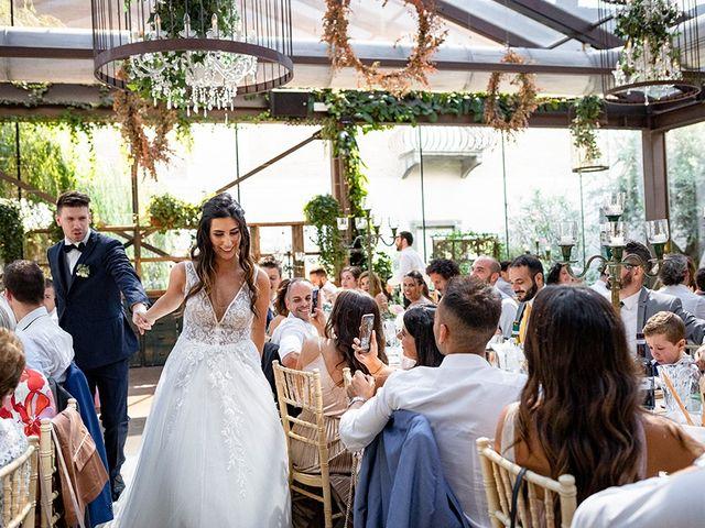 Il matrimonio di Fabio e Deborah a Travagliato, Brescia 83