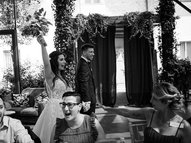 Il matrimonio di Fabio e Deborah a Travagliato, Brescia 85