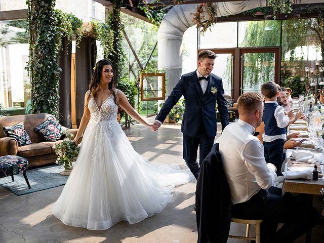 Il matrimonio di Fabio e Deborah a Travagliato, Brescia 86