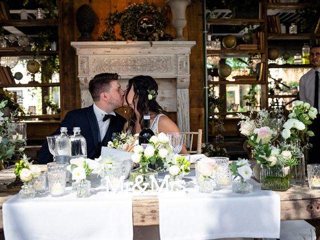 Il matrimonio di Fabio e Deborah a Travagliato, Brescia 89