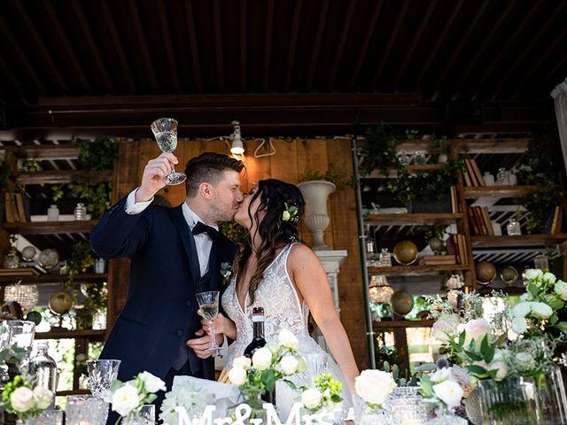 Il matrimonio di Fabio e Deborah a Travagliato, Brescia 94