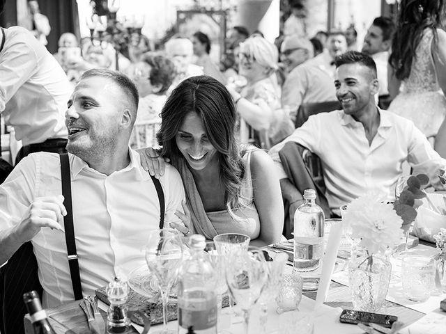 Il matrimonio di Fabio e Deborah a Travagliato, Brescia 99