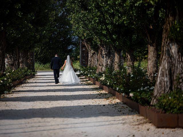 Il matrimonio di Fabio e Deborah a Travagliato, Brescia 105