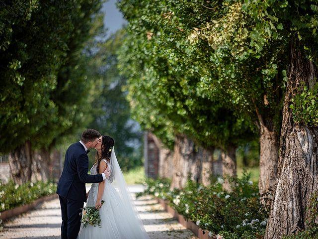 Il matrimonio di Fabio e Deborah a Travagliato, Brescia 106