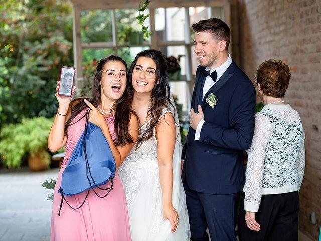 Il matrimonio di Fabio e Deborah a Travagliato, Brescia 111