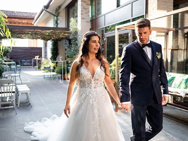 Il matrimonio di Fabio e Deborah a Travagliato, Brescia 122